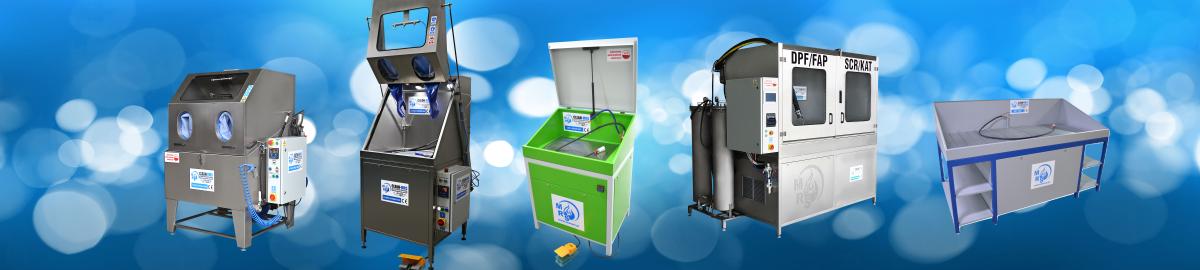 MARWIS-Hersteller/Teilewaschgeräte