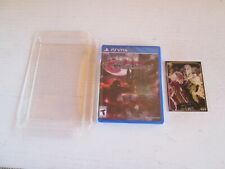 Bloodstained: Curse of the Moon (Sony PS Vita). Brand New. Mint + Bonus.