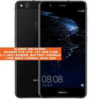 HUAWEI P10 LITE LX1 Global Version 4gb 32gb Dual Sim 12mp Android Smartphone Lte