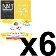 Olay 3In1 Day Cream normal 6 Seco Hidratante SPF15 Essentials Complete Care 50 Ml