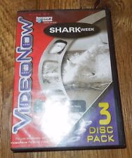 VideoNow: Discovery Channel: Shark Week Disc Pack [3 Disc DVD-ROM Set, 2003]