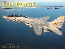 Squadron Book 10206 F-14 Tomcat In Action