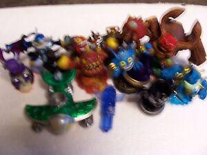 Lot of 12 Skylander Toys (RipeTide,Popfizz TreeRex And More) Lot #Z28