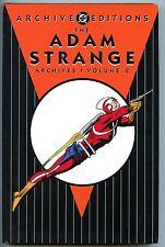Adam Strange Archives Vol 2. Hardback