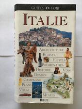 GUIDES GUIDE VOIR ITALIE 2000 HACHETTE ILLUSTRE ARCHITECTURE HOTELS EGLISES