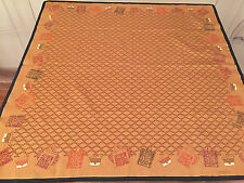 Foulard scarf di Celine silk soie seta seda seida 100 %