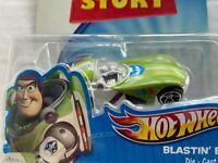 2010 NEW..Hot Wheels Disney Pixar Toy Story Blastin Buzz Lightyear
