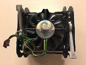 Intel Pentium 4 original Heat Sink Fan socket 478