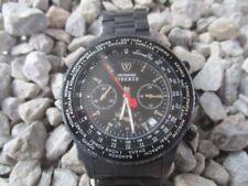 DETOMASO Firenze Worldtimer Diver Chronograph Quartz schwarz 42 mm 2000er