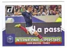 2015 Donruss Soccer International Superstars #60 Karim Benzema France