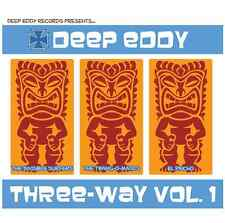 Deep Eddy Three-Way CD surf instro instrumental Twang-O-Matics