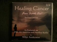 HEALING CANCER From Inside Out 2nd Edition by Mike Anderson DVD (Viewed Once)