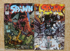 Spawn, nº 33 y 35, 1997, Image, World Comics, Planeta DeAgostini, Julia Simmons