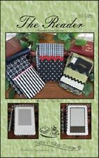 The Reader! e-Reader Cover/Holder  Sewing Pattern by Suzie Shore