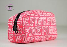 NWT Victoria's Secret PINK COSMETIC BAG TRAVEL MAKEUP BAG CB 29