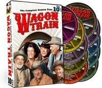 Wagon Train: The Complete Season Four [New DVD]