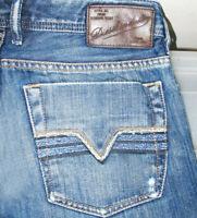 *HOT AUTHENTIC Men's DIESEL @ ZATINY Art 8RQ - BOOTCUT DARK Denim Jeans 29 x 30