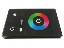 Centralina RGB Kit Led Controller Touch Pannello Da Incasso Muro Standard Italia