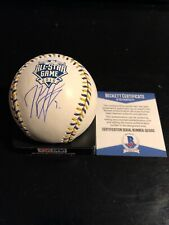 Kenley Jansen Autographed 2016 All-Star Game Ball W/Coa Los Angeles Dodgers