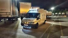 To Fit 07 - 14 Ford Transit MK7 Front Medium High Roof Light Van Bar with LEDs