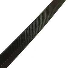 2x Wheel Thread Carbon Opt Side Sills 120cm for Nissan Trade Box / Estate Tuning