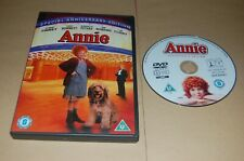 ANNIE (DVD, 2004) SPECIAL ANNIVERSARY EDITION
