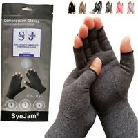 SyeJam® Arthritis Gloves Compression Gloves Support Hand Pain Relief Anti