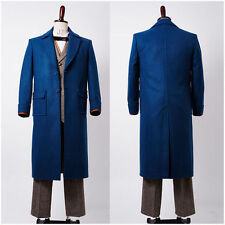 Fantastic Beasts and Where to Find Them Newton Newt Scamander COSplay Costume