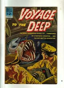 Voyage to the Deep #3   Dell 1963  VF+