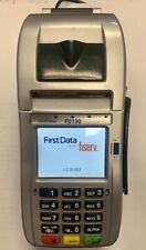 First Data Fd130 Credit Card Machine