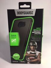 NEW! BodyGuardz Unequal Shock Black Protective Case for Samsung Galaxy Note5