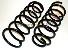 VW Volkswagen FRONT COIL SPRINGS (2) Golf (94-97) GERMAN MADE 39087, 357411105AB