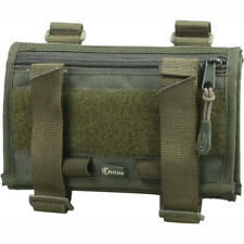 New Brand Military Army Tactical Map Case Holder Tactical Arm Band Maps Olive