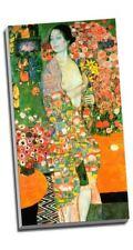 "Gustav Klimt The Dancer Canvas Print Large 30x16"""