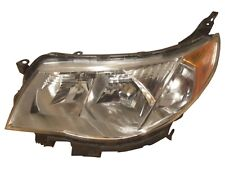 2009-2013 Subaru Forester Headlight Left Driver LH Side Head Lamp Halogen OEM