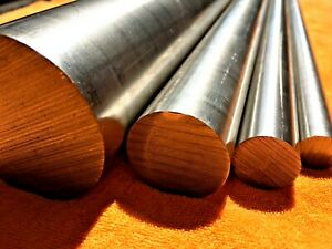 Stainless Steel 303 Round Solid Bar Rod 2mm to 50mm Dia - 100mm to 1000mm Long