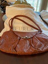 furla handbag preowned