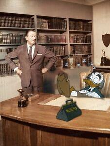 8x10 Print Walt Disney Ludwig Von Drake 1961 Courtesy Walt DIsney Co #WDGD