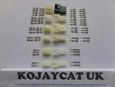 HM UNSEALED 12 VOLT WIRING LOOM CONNECTORS HONDA SUZUKI KAWASAKI YAMAHA CAR BOAT