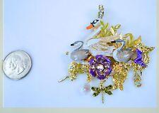 Kirks Folly Fairyland Swans Magnetic Enhancer