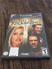WWE: Day of Reckoning (Nintendo GameCube, 2004) NG7