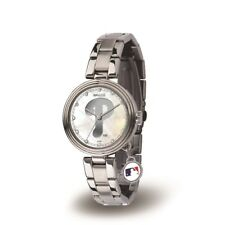 Philadelphia Phillies Charm Watch with Stainless Steel Band