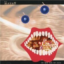 Maman / John Greaves - In and out Life CD NEU OVP