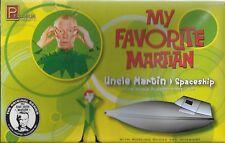 Pegasus Hobbies, Mein Lieblings Martian, Uncle Martin & Raumschiff 1/18 9012 St