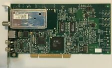 Philips PCI Video TV Tuner Card MAHP-01-000 FQ1236/F H-3