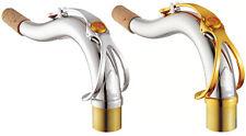 Yamaha Pro Silver Plate Standard G1 Tenor Saxophone Neck G/S Octave Key Option