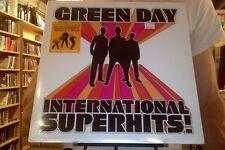 Green Day International Superhits! LP sealed vinyl reissue