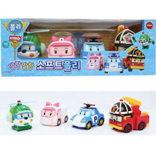 Robocar Poli Soft Toy Bath Toy Korean TV Kids Animation Toy