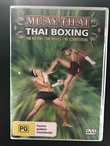 Muay Thai Thai Boxing DVD Region All