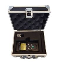Latnex MG-300 Gauss & Magnetic Field Meter w/ Protection Boot & Aluminium Case